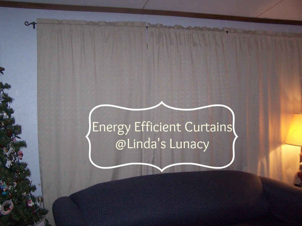 energy efficient curtains