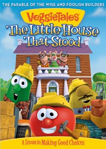 VeggieTales The Little House That Stood
