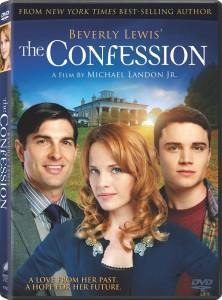 The Confession DVD