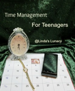 Time Management for Teenagers