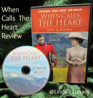 When Calls the Heart - Lost & Found DVD Review