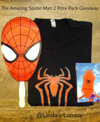 Spider-Man 2 Prize Pack Giveaway