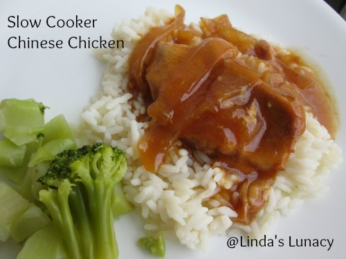 Slow Cooker Chinese Chicken