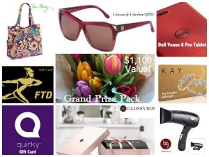 Mother's Day Giveaway Grand Prize Pack