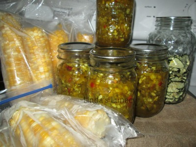 home canned relish