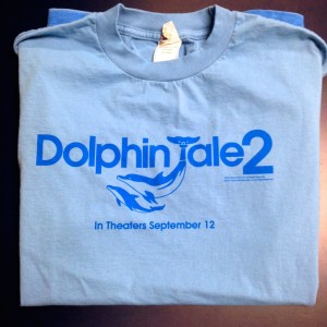Dolphin Tale 2 Tshirt