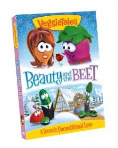 VeggieTales Beauty and Beet DVD Giveaway