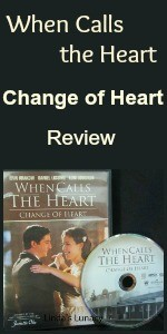 When Calls the Heart Change of Heart Review