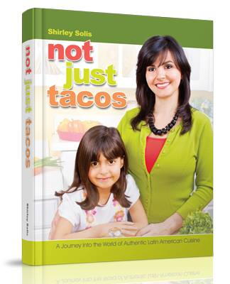 Not Just Tacos cookbook ebook