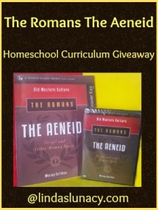 Roman Roads Old Western Culture The Romans The Aeneid Homeschool Curriculum Giveaway