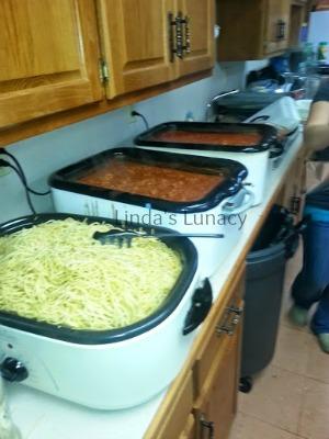 fundraiser spaghetti dinner