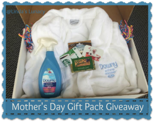 Downy Wrinkle Releaser Gift Pack Giveaway