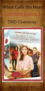 When Calls the Heart Giveaway