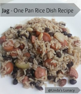 Jag One Pan Rice Dish Recipe