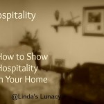 How to Show Hospitality in Your Home