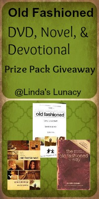 Old Fashioned DVD novel devotional Giveaway