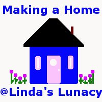 Making a Home - Homemaking Linky