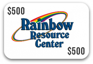 Rainbow Resource Giveaway
