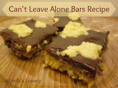 Can't Leave Alone Bars Recipe