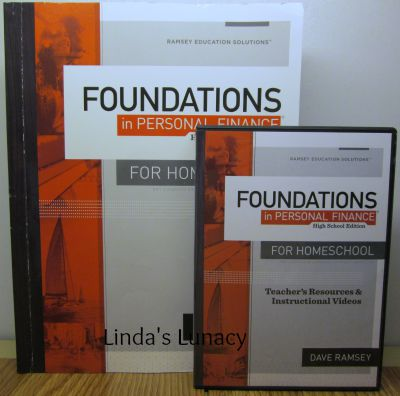 Foundations in Personal Finance for Homeschool
