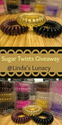 Sugar Twists Giveaway