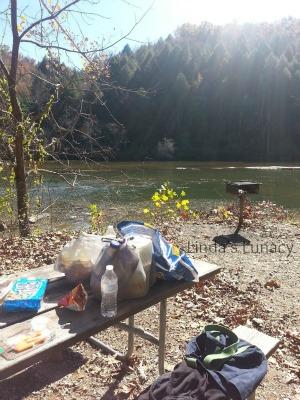 Cumberland Falls Picnic