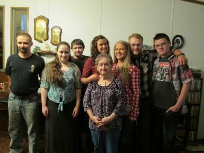 Homeschool Family Graduation