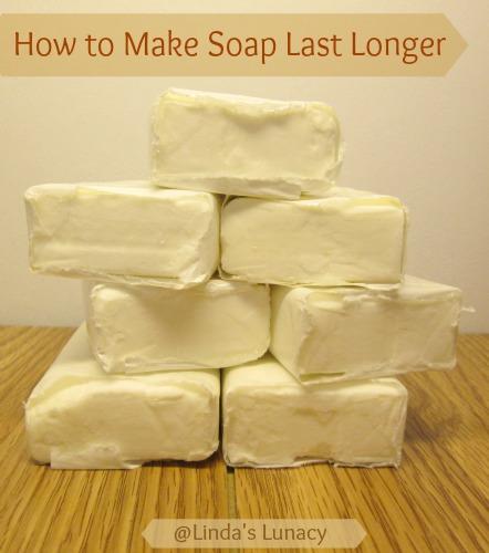 How to Make Soap Last Longer