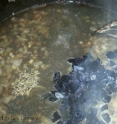 Chicken Dried Plum Sauce