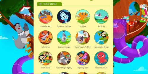 Homer stories