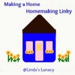 Making a Homemaking Linky