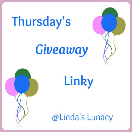 Thursday's Giveaway Linky
