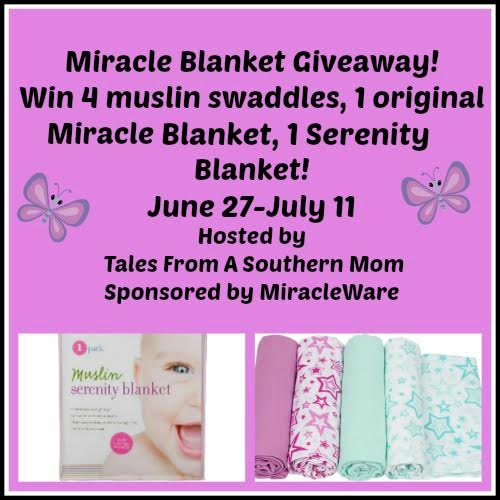 Miracle Blanket Gift Set Giveaway