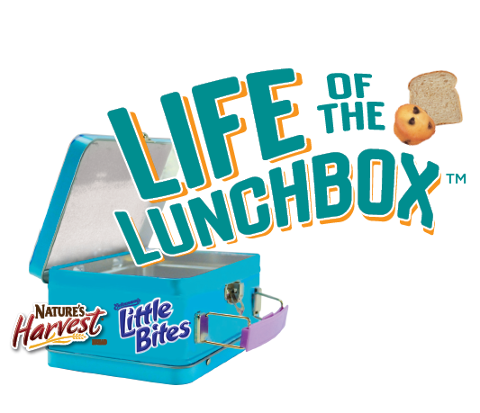 The Perfect Lunchbox with Little Bites & Nature's Harvest - Giveaway