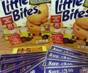 Little Bites Nature Harvest Giveaway