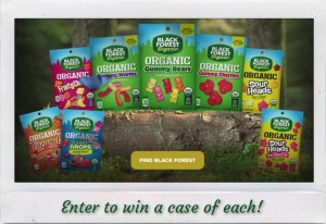 Black Forest Organic Candy Giveaway