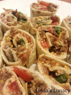 Taco Roll Ups Recipe