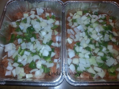 chicken fajita bake freezer