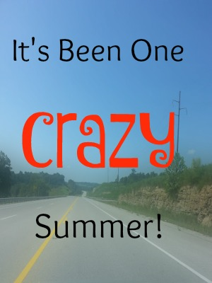 It's Been One Crazy Summer!