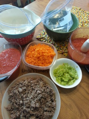 bolognese sauce for freezer