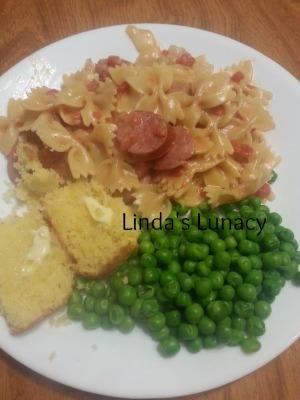 sausage pasta skillet dinner