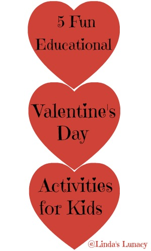 5 Fun Educational Valentine's Day Activities for Kids