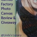 Canvas Factory Photo Canvas Review & Giveaway