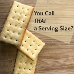 You Call THAT a Serving Size?!