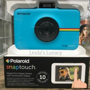 Such a Fun Camera! Polaroid Snap Touch Review & Giveaway
