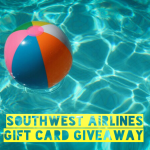 $200 Southwest Airlines Gift Card Giveaway