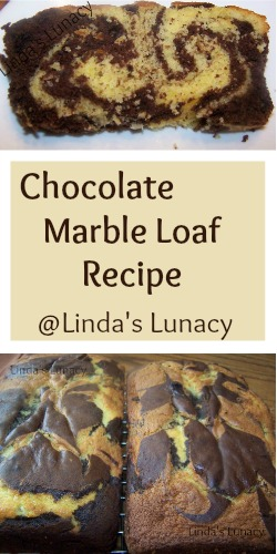 Chocolate Marble Loaf Recipe