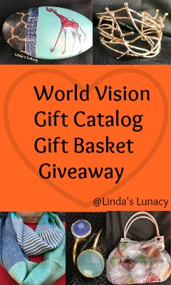 World Vision Gift Catalog Giveaway