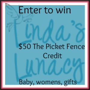 The Picket Fence Giveaway