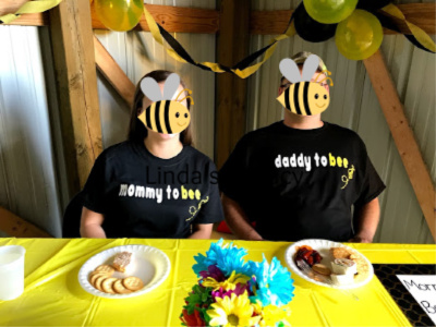 What Will It Bee - Gender Reveal Party